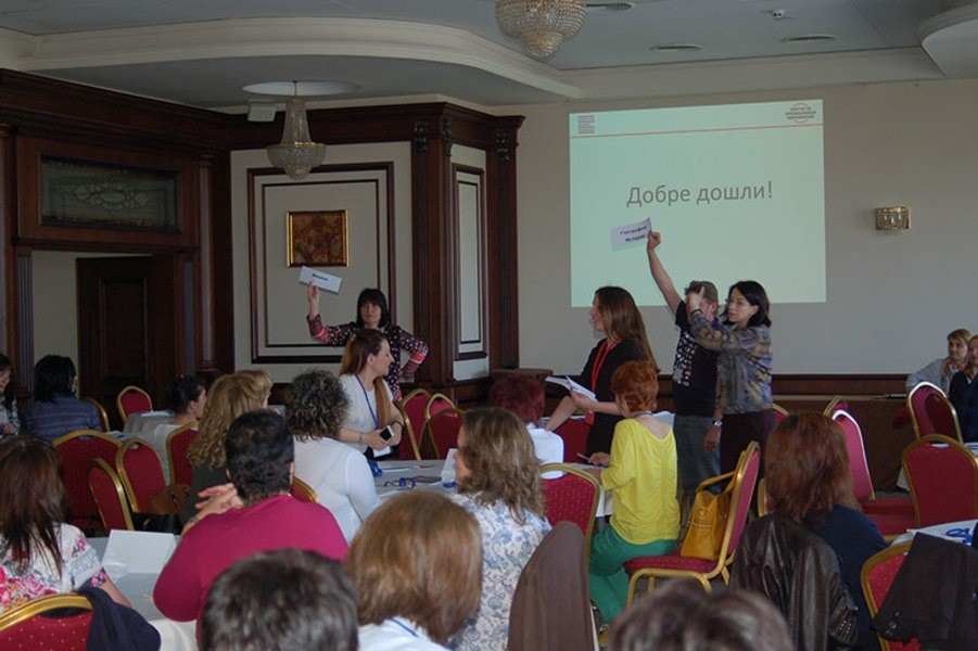 First Training for Participants in Phase 2 of One School for All Programme Was Held in Plovdiv