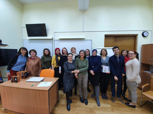 Second Management Meeting of SMILE Project in Iasi, Romania